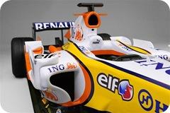 дисквалификация Renault F1