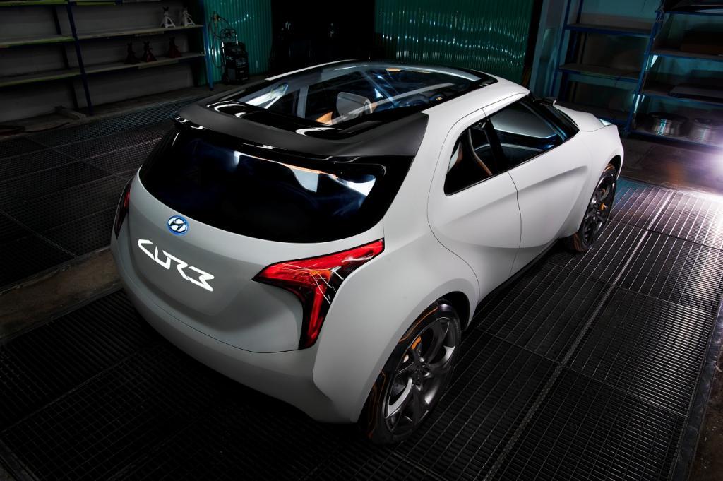 Hyundai Curb - молодежный кроссовер